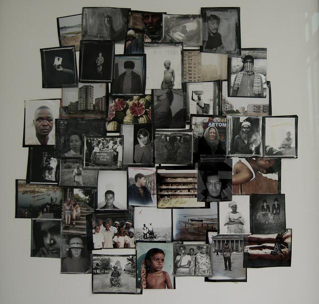 Jim Goldberg collage